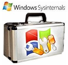 Windows Sysinternal tools