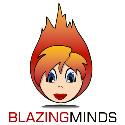 Blazingminds Logo