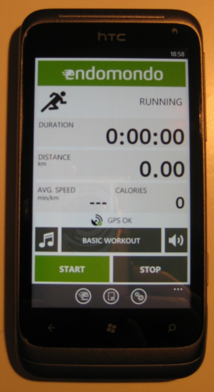Endomondo-HTC