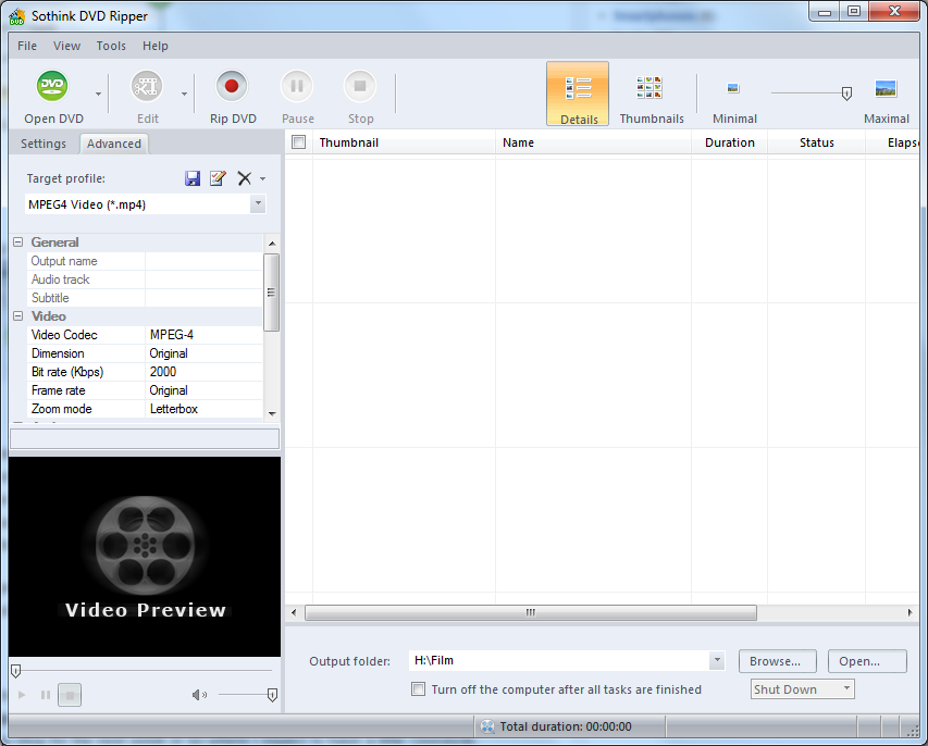 SoThink DVD Ripper