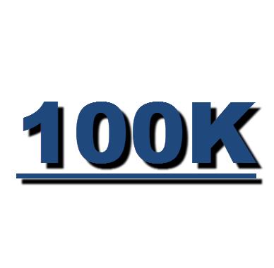 100000 visitors