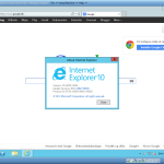 Internet Explorer 10 in Windows server 2012