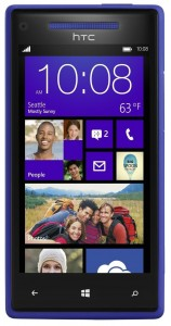 HTC 8X mobile
