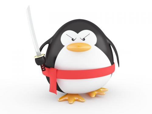 evil-google-penguin