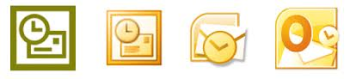History of Outlook icon