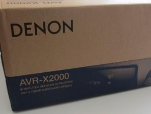 Denon-avr-surround-receiver-x2000-box
