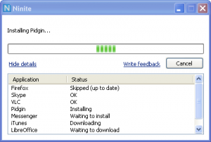 Ninite downloader