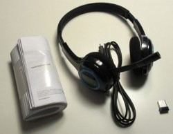Logitech H600 set