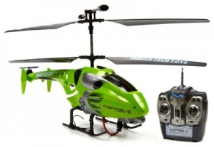 Raptor-X 3.5CH Helicopter